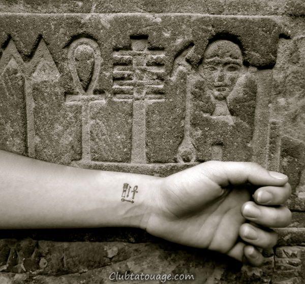 75 Idées fraîches pour Tatouages égyptien