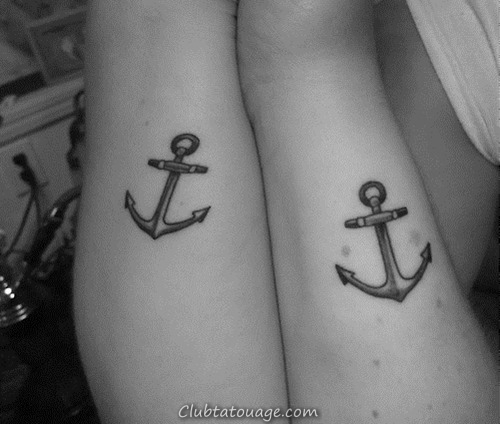 18 incroyable Anchor Tattoo Designs (8)