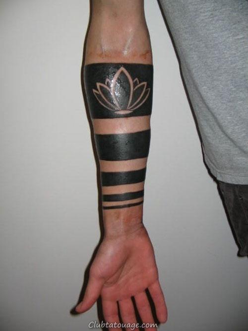 20 Incroyable solide Armband Tatouages (11)