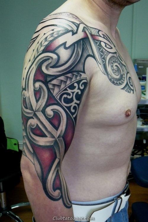 23 Refroidir Tatouages Arm pour les hommes (10)
