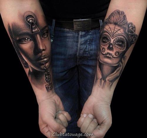 23 Refroidir Tatouages Arm pour les hommes (12)
