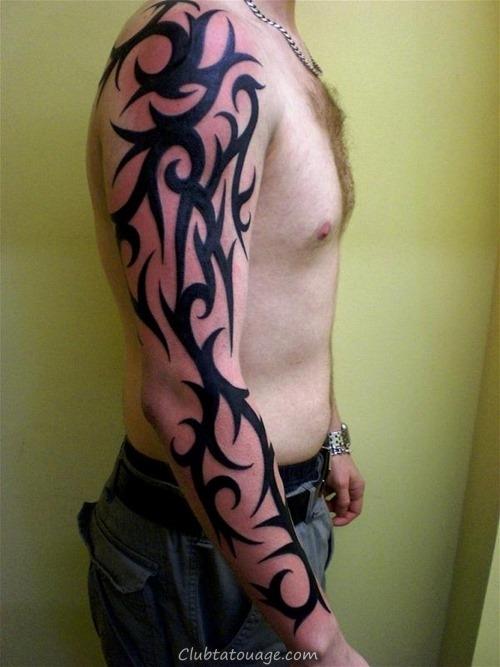 23 Refroidir Tatouages Arm pour les hommes (21)