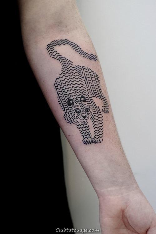 23 Tatouages Arm cool pour les hommes (5)