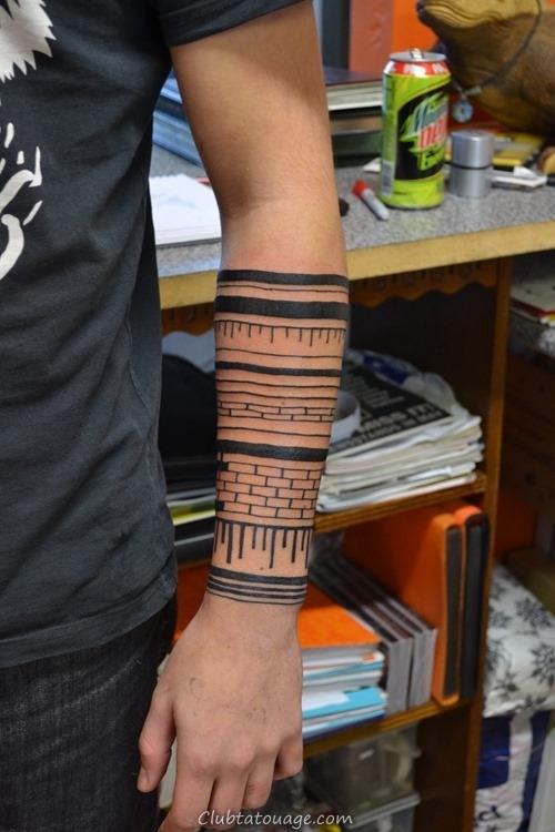 23 Tatouages Arm cool pour les hommes (6)