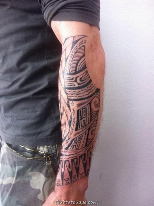23 Tatouages Arm cool pour les hommes (8)