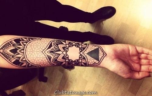 32 étonnants idées de tatouage au poignet (14)