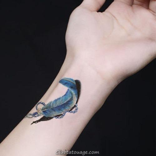 32 étonnants idées de tatouage au poignet (29)