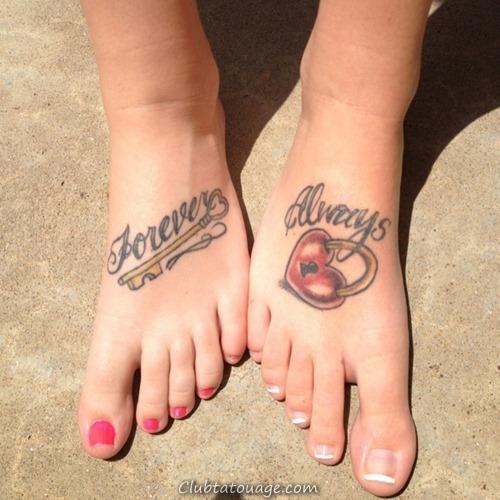 32 idées Matching de tatouage pour Sister (14)