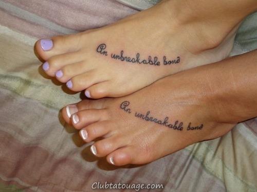 32 idées Matching de tatouage pour Sister (20)