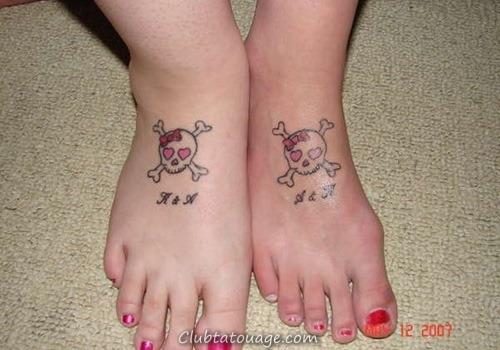 32 idées Matching de tatouage pour Sister (22)