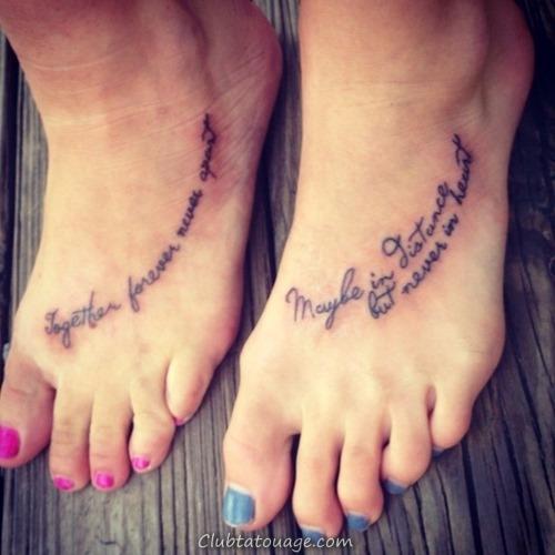 32 idées Matching de tatouage pour Sister (31)