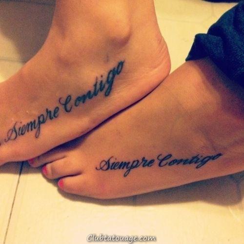 32 idées Matching de tatouage pour Sister (6)