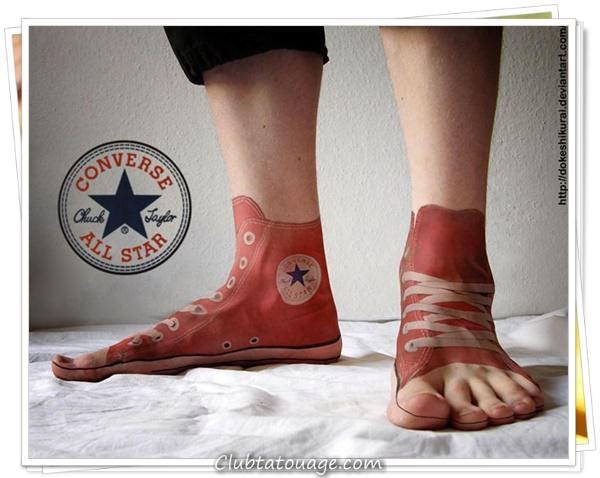 tatouages 3D 2