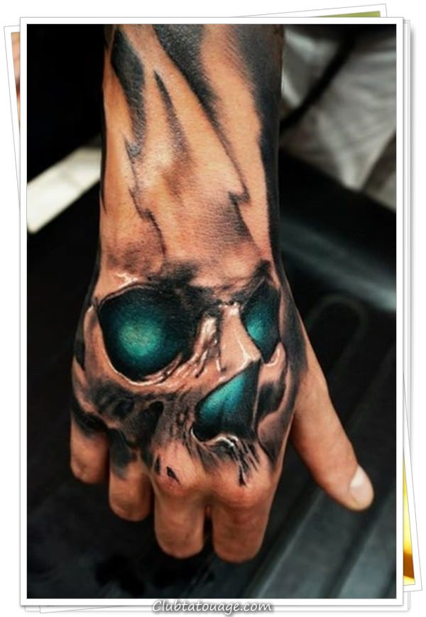 tatouages 3D 8
