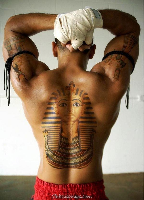 9 tatouages -les Egyptiens