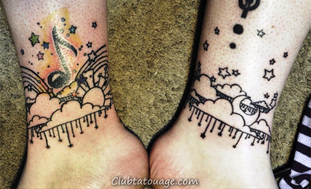Ankle-Tattoos