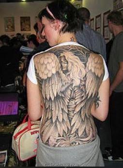 65 Inhabituels et Creative Diable Tatouage Designs