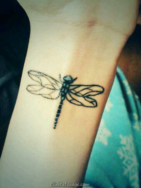 Tattoo Designs Dragonfly