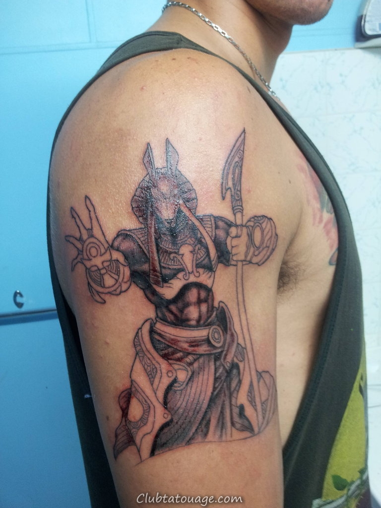 Tatouages 233 gyptiens dessins et id 233 es club tatouage