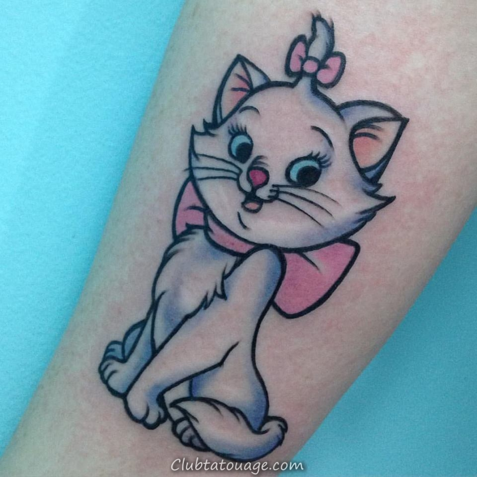Cat-Tattoo-design-TB12056