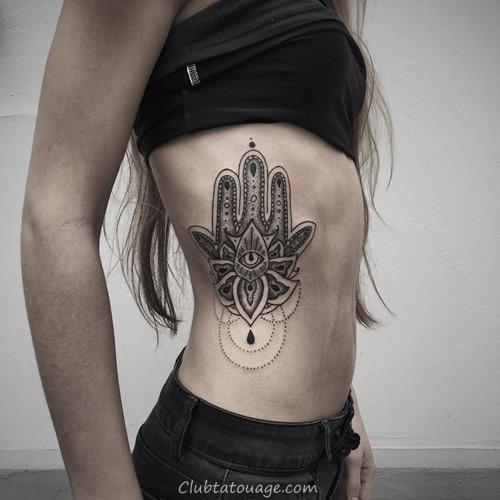 Pologne Tattoo Artist Roma Severov (4)