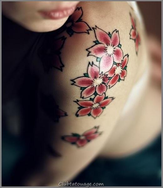 Sakura-Tattoo