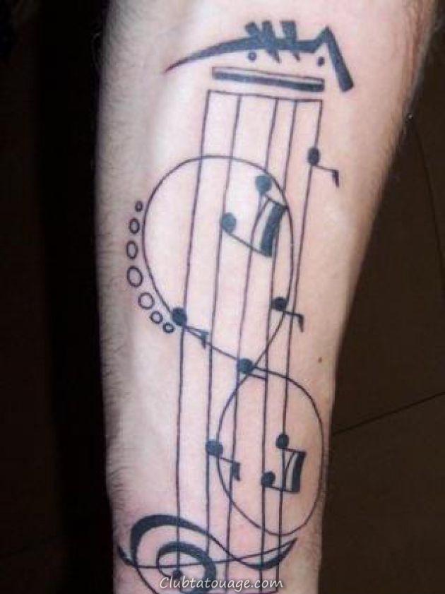 / 07 / Tattoo-de-Music-Notes.jpg Tattoo de notes de musique