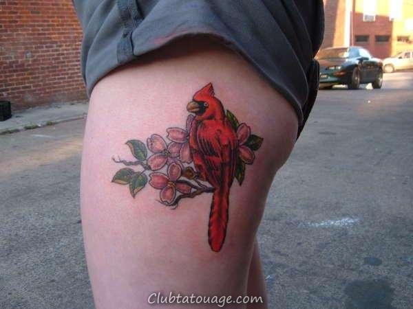 Tatouages Bird 2