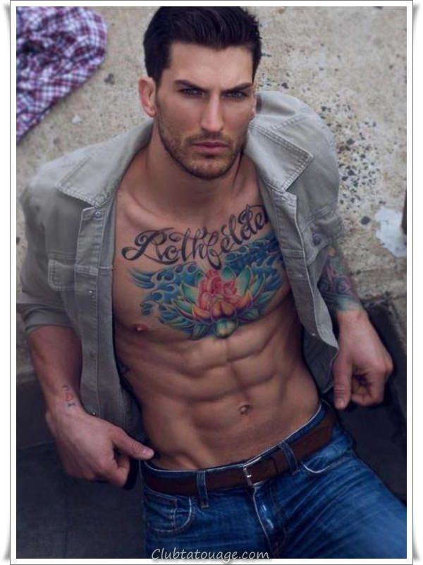 tatouages pour les hommes 35