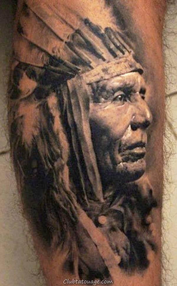 tatouage indien 5