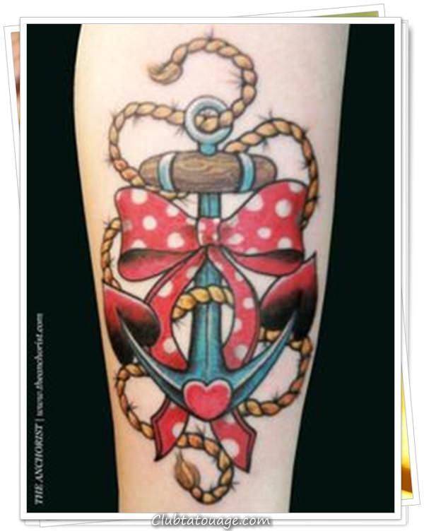 ancre tatouage 9