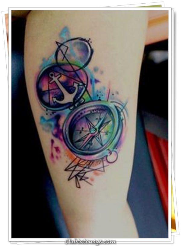 ancre tatouage 12