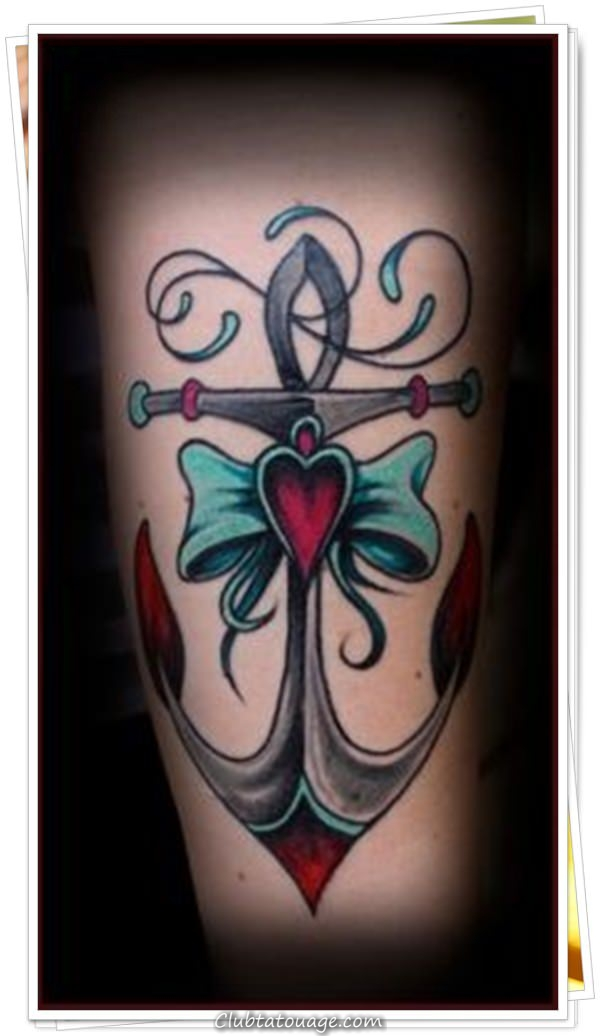 ancre tatouage 25