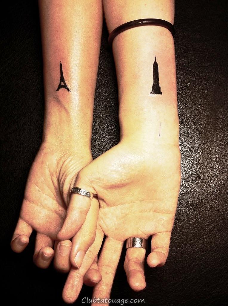 quelques tatouages