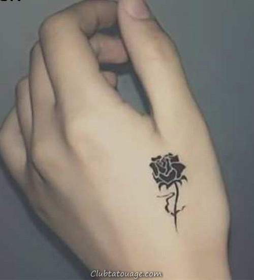 Petite Fleur Idees De Tatouage Club Tatouage