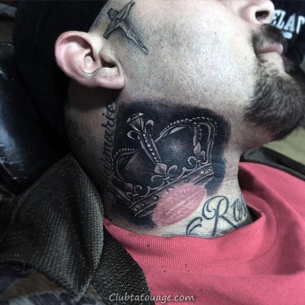 dark-royal-couronne-tattoo-avec-rose-lèvres-pour-men-sur-cou