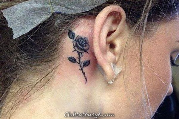 discret tatouages-behind-the-oreilles