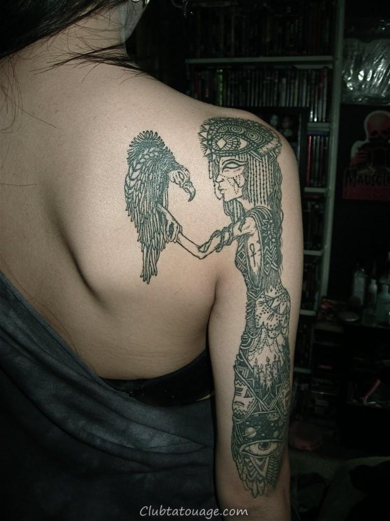 width de tattoos.12 egyptien
