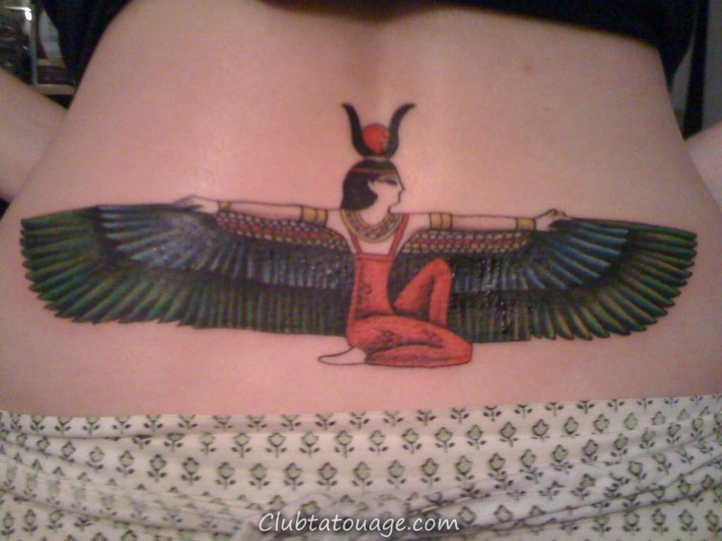 tatouages egyptien. 13