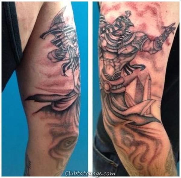 width de tattoos.20 egyptien
