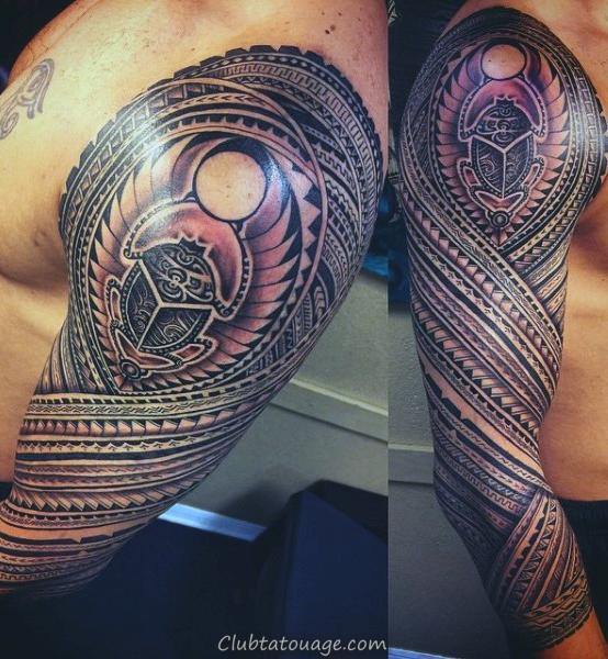 70 Les meilleurs tatouages égyptiens pour hommes et femmes