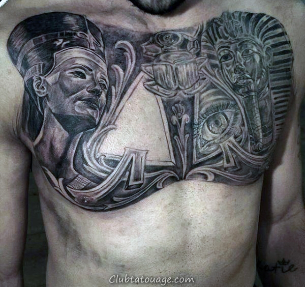 tattoos.38 egyptien