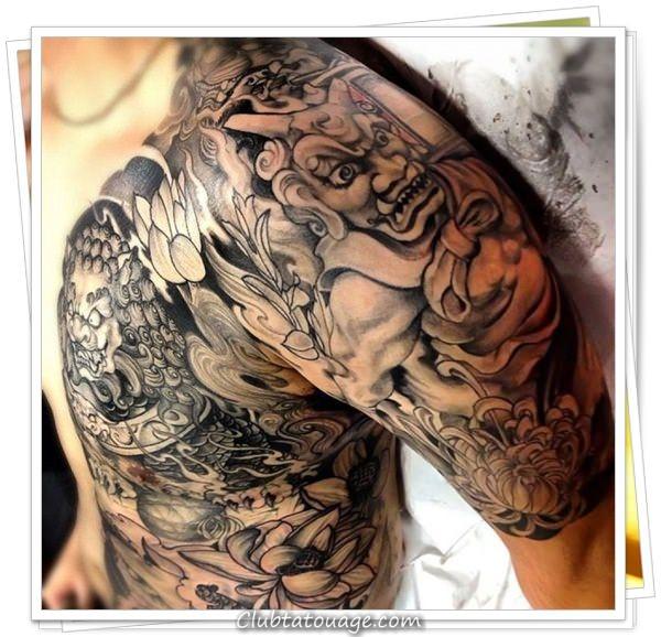 tatouage japonais 24
