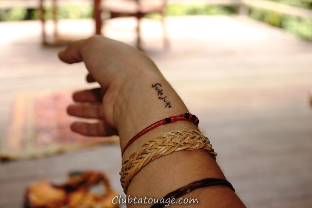 15 Petits Mots Tatouages Idées