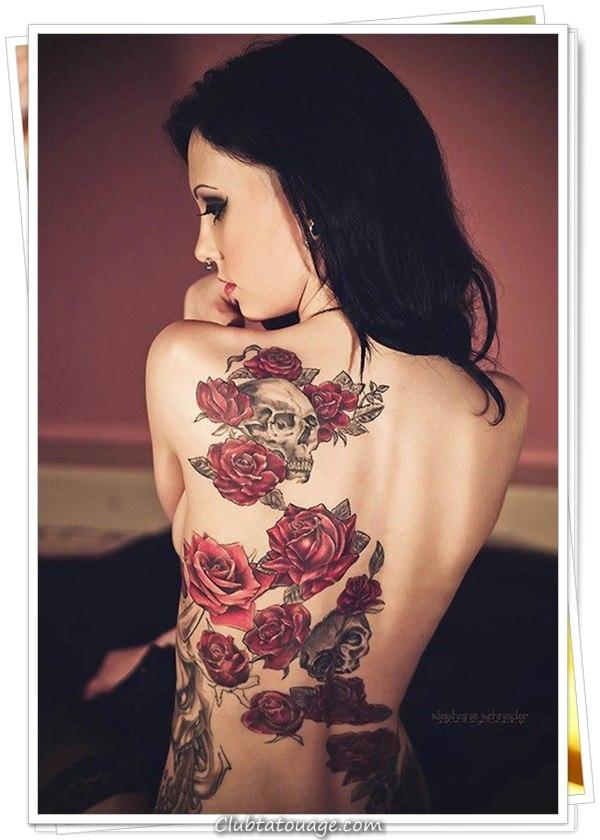 tatuagem de Flor de Lótus1