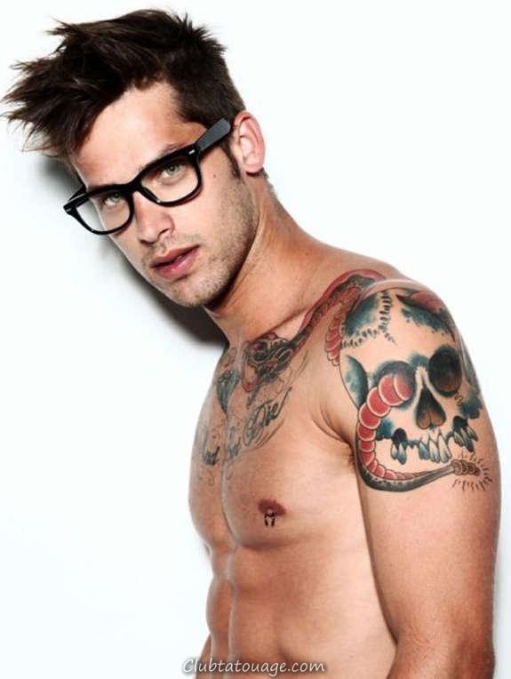 Hot Tattooed Men Vous avez jamais vu (18)