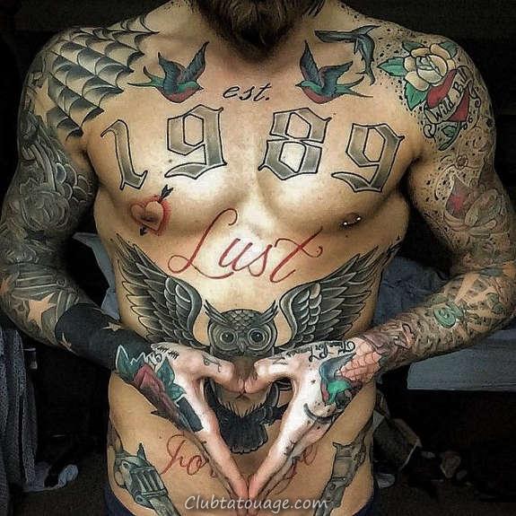 Hot Tattooed Men Vous avez jamais vu (23)