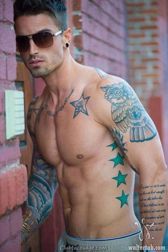 Hot Tattooed Men Vous avez jamais vu (26)