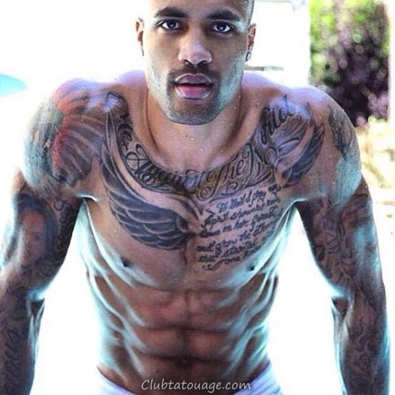Hot Tattooed Men Vous avez jamais vu (3)