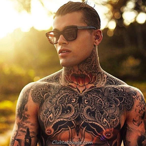 Hot Tattooed Men Vous avez jamais vu (5)